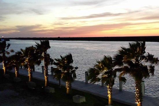 steve's landing sunset